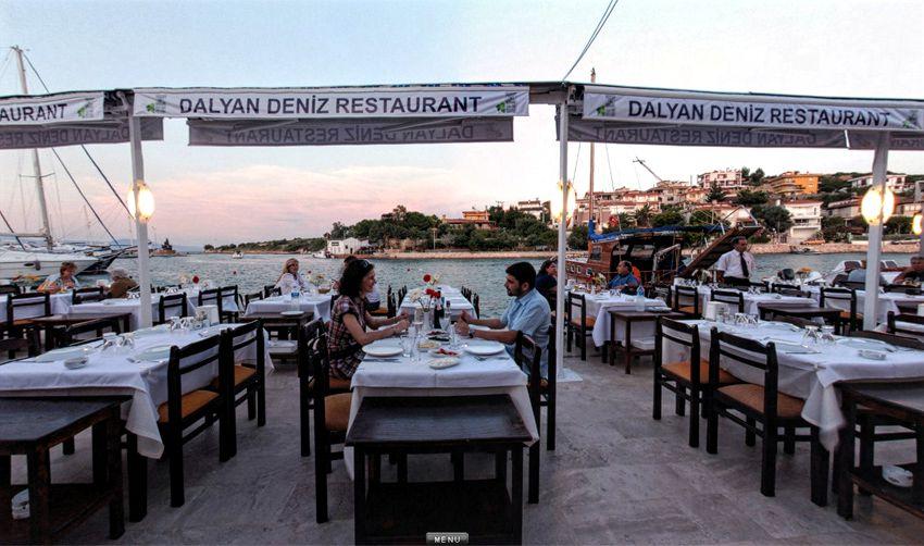 dalyan deniz restaurant